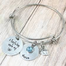 push gifts for new personalized bracelet new gift a boy stole my