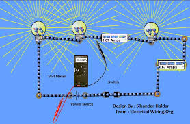 wiring lights series connection diagram and series circuit video