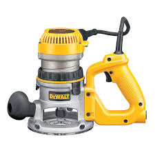 Fine Woodworking Dewalt Router Review by Dewalt Dw618d 2 1 4 Hp Electronic Variable Speed D Handle Router