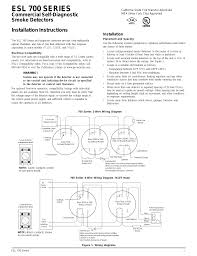 duct smoke detector wiring diagram wiring diagram