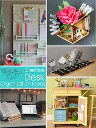 How To Keep Your Desk Organized Creative Desk Organization Tips And Ideas