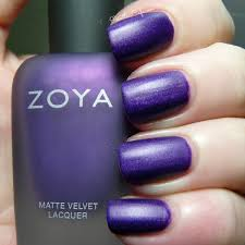 zoya matte velvet collection le for holiday 2014 swatches
