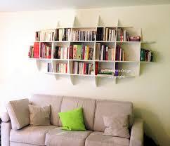 designer b cherregale bibliotheque murale suspendue maison design deyhouse
