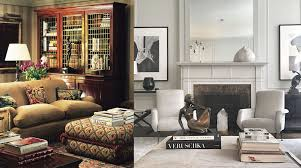 american home interior design vs american decorating sensibilities vogue