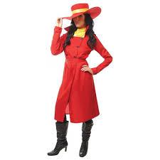 carmen sandiego costume halloween fancy dress ebay
