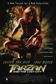 tarzan lost movie poster imp awards