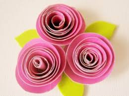 Paper Roses How To Make Paper Roses Free Tutorial On How To Make Paper Flowers