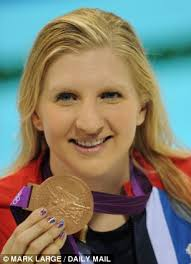 rebecca adlington quits swimming but can command 20 000 an hour