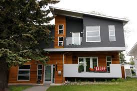 Split Level Houses Split Level Exterior Remodel Before And After