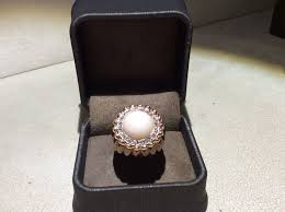 pink diamond ring second hand jewellery buy and sell in the uk