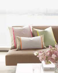 outdoor halloween pillows pillow projects martha stewart