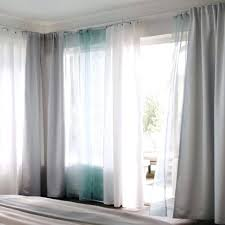Ikea White Curtains Inspiration Sheer Curtains Ikea Up Of White Sheer Curtains Ezpass Club