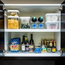 boite rangement cuisine boîte de rangement alimentaire 4 40 litres cuisine
