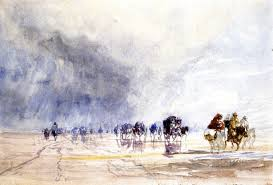 crossing lancaster sands 1849 david cox wikiart org