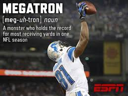 Calvin Johnson Meme - calvin johnson best player the lions have had since barry sanders