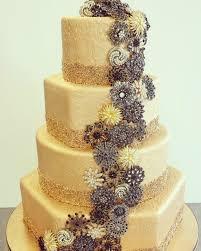 wedding cake gold wedding cakes fluffy thoughts cakes mclean va and washington