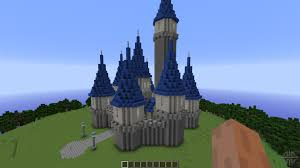 island castle for minecraft
