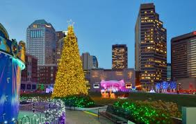 holiday light displays around columbus 2017