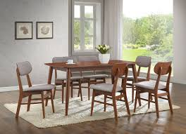 9 piece dining room set lightandwiregallery com home design ideas dining room clarkson cocoa wood dining table dining tables mid century dining chairs with glass windows and brown wooden floor also grey wall for