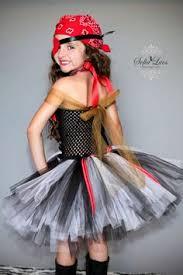 Girls Halloween Pirate Costume Pirate Halloween Costume Pirate Costume Pirate Tutu Pirate Tutu