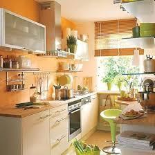 white kitchen cabinets orange walls orange kitchen colors 20 modern kitchen design and