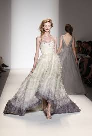 white and grey wedding dress grey white wedding dress white dress