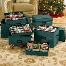 keepsake ornament storage chest by sterling pear fitness