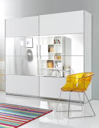 Schlafzimmerschrank Conforama Schrank Bianca Mit Grossen Spiegelflächen
