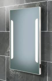 bathroom cabinets mirror bathroom cabinet with shaver socket led