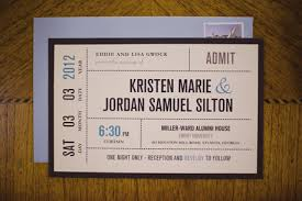 ticket wedding invitations wedding invitation ticket template ticket wedding invitations