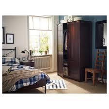 musken wardrobe with 2 doors 3 drawers white ikea