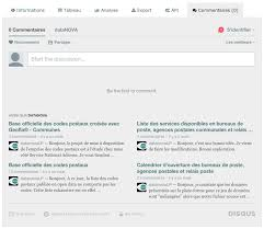 code bureau de poste engaging users opendatasoft documentation 1 0 documentation