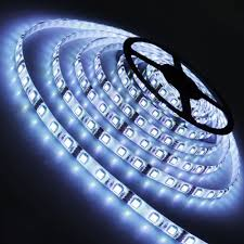 5 metre led strip cool white ip65 12 volt led tape