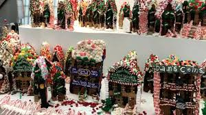 world u0027s largest gingerbread village could be at new york hall of