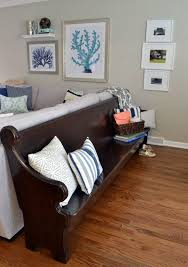 Church Pew Home Decor 120 Best Church Pew Redos T T Images On Pinterest Church Pews