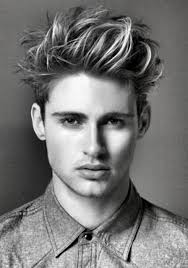 mens low lights for gray hair 50 stylish crew cuts for men with short hair hairstylec