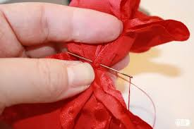 ruffle ribbon to make a ruffle hair bow the ribbon retreat