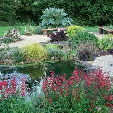Backyard Landscape Ideas Natural Backyard Landscaping Ideas Save Money Creating Wildlife