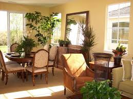 living room artificial plants house design and planning