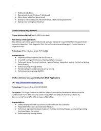 Testing Resume Gui Testing Resume Download Flight Test Engineer Sample Resume