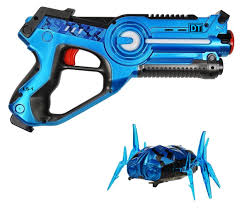 get hyped with the best laser tag guns for kids of 2017