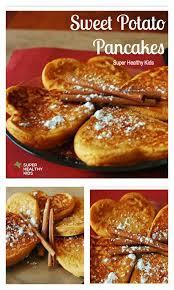 sweet potato pancakes recipe healthy ideas for