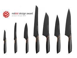 fiskars kitchen knives fiskars edge bread knife 23 cm