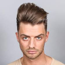 mens modern quiff hairstyle u2013 trendy hairstyles in the usa