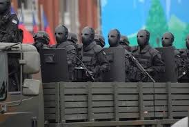 is there any military that uses black color as their uniform