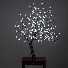 artificial pre lit trees costco