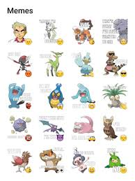 Pokemon Memes - pok礬mon memes sticker pack telegram stickers hub collection