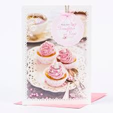 birthday card with love daughter in law only 99p
