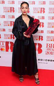 awn awards when are the brit awards 2018 jorja smith s boob makes a break