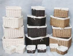 Bathroom Baskets For Storage Creative Bathroom Storage Ideas Discount Vanities Dma Homes